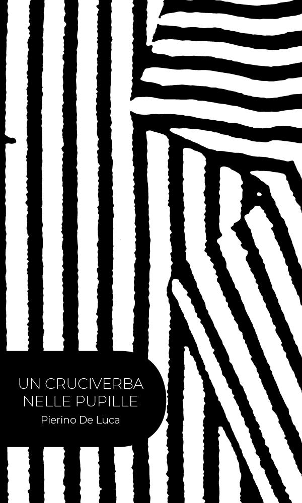 Copertina Un Cruciverba nelle Pupille - di Pierino De Luca - collana PAN-O-RAMA